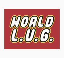 WORLD L.U.G. by Customize My Minifig by ChilleeW