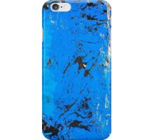 """""""Blue Rehab Small"""" by Chip Fatula iPhone Case/Skin"""