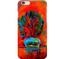 """Beth's Flowers 2 - Digital""  by Chip Fatula iPhone Case/Skin"