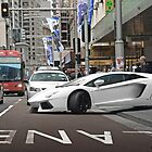 Lamborghini Aventador LP700 by celsydney