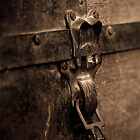Latch on a Chest by Dawn Crouse