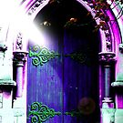 Fairy Door by MysticDragonfly
