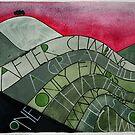 Colmer Hill by samcannonart
