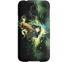 Techno Head Samsung Galaxy Case/Skin