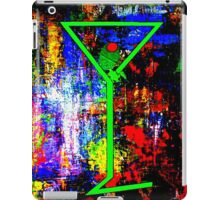 """Perfect Martini with Olive"" by Chip Fatula iPad Case/Skin"