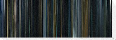 Moviebarcode: Prometheus (2012) by moviebarcode