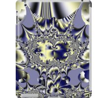Purple Chaos iPad Case/Skin