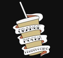 Orange Mocha Frappuccino!  by annekulinski