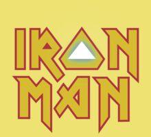Heavy Metal Man Kids Clothes