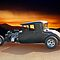 1930 Hudson Hot Rod Coupe lll by DaveKoontz