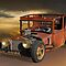 Rat Rod Royal T by DaveKoontz