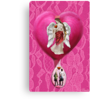 † ❤ † ❤ † MY HEART CRYS OUT~ MY HEARTFELT DEDICATION AND PRAYER REF Connecticut Elementary School Shooting (no text) † ❤ † ❤ † Canvas Print