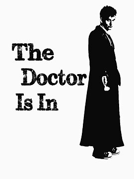 The Doctor Is In by Caffrin25