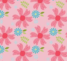 Spring/Summer Floral iPhone Design by Doherty-Design