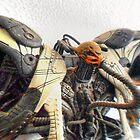 ©HS Robot Alien II by OmarHernandez