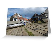 Slipway Aspect Greeting Card