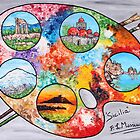 Colori di Sicilia by Loredana Messina