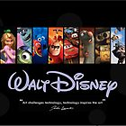 walt disney by superwholock97