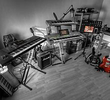 Home Studio  by Rob Hawkins