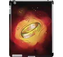 the ring of power iPad Case/Skin