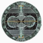 Mayan circle by ForeignAffairs