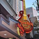 Hard Rock Atlanta  by Tracey Hampton
