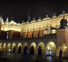Poland, the city of Krakow by Adela Jopek