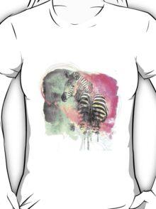 Zebra Ink T-Shirt