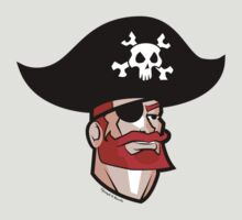 Redbeard the Pirate: Shiver Me Pirate Hat by JoesGiantRobots
