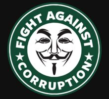 Fight Against Corruption Coffee by Buleste