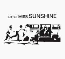 Little miss sunshine by EleYeah