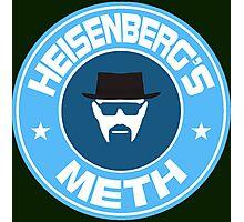 Heisenberg's Meth Photographic Print