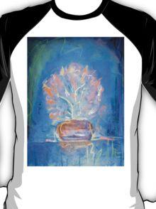"""Beths Flowers 1"" by Chip Fatula T-Shirt"