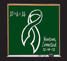 New Town Connecticut Ribbon by Tardis53