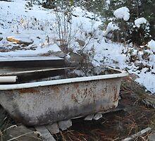 winter soak by Bob Moore