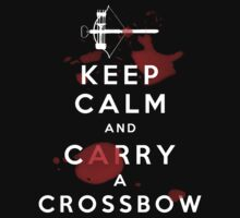 hold your crossbow by obeyalexgrey