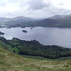 Summit of Cat Bells by mps2000