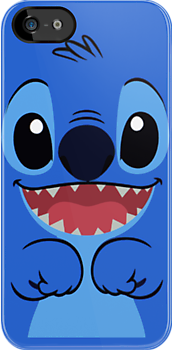Stitch iPhone Case by Bronydragon