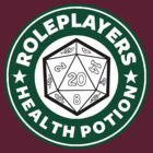 Roleplayers Health Potion by Buleste