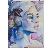 Daenerys Targaryen - game of thrones  iPad Case/Skin