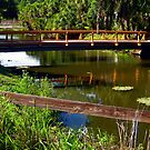 Red Bridge by sunsetrainbow