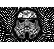 Circle Trooper Photographic Print