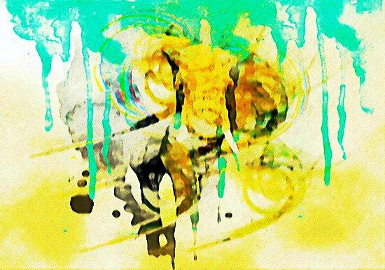 Elephant Ink by Jessica Slater
