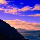 Sunset In The Gorge by TravisMcGuire