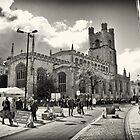 Cambridge by stephane j. allier