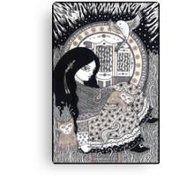 Cat Sookins Canvas Print