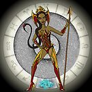 Scorpio Goddess by Jack Knight