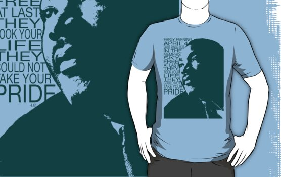 MLK by Daogreer Earth Works