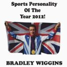 Bradley Wiggins - Sports Personality of The Year 2012  by GrandClothing