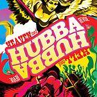 Poster for Hubba Hubba Revue, June June 2012 by caseycastille